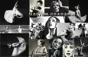 MOODBOARD MARTHA GRAHAM