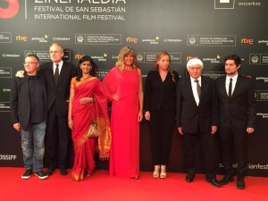 Paprika Steen actriz y presidenta jurado festival