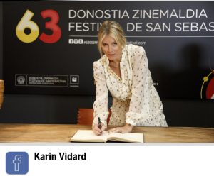 Karin Viard make up artevanbora