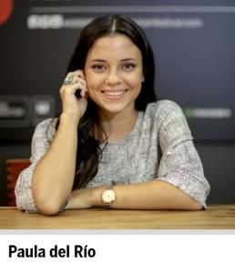Paula del rio maquillaje por artevanbora